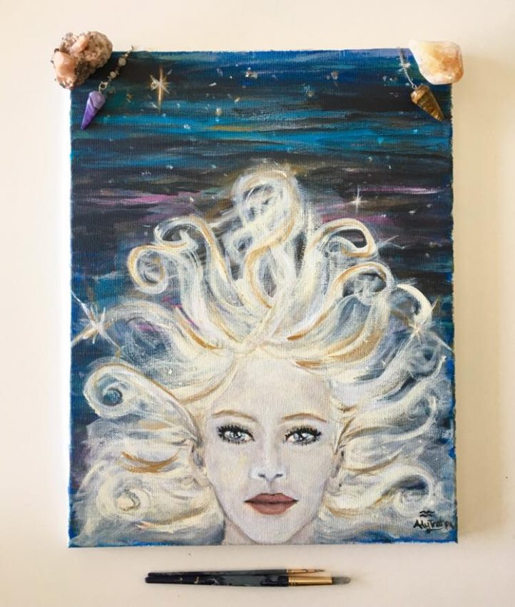 Aquarius by Alyssa Trahan